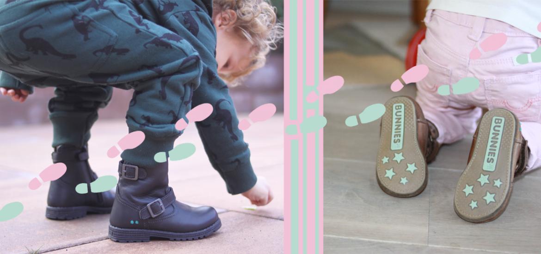 Kinderschoenen van Bunnies