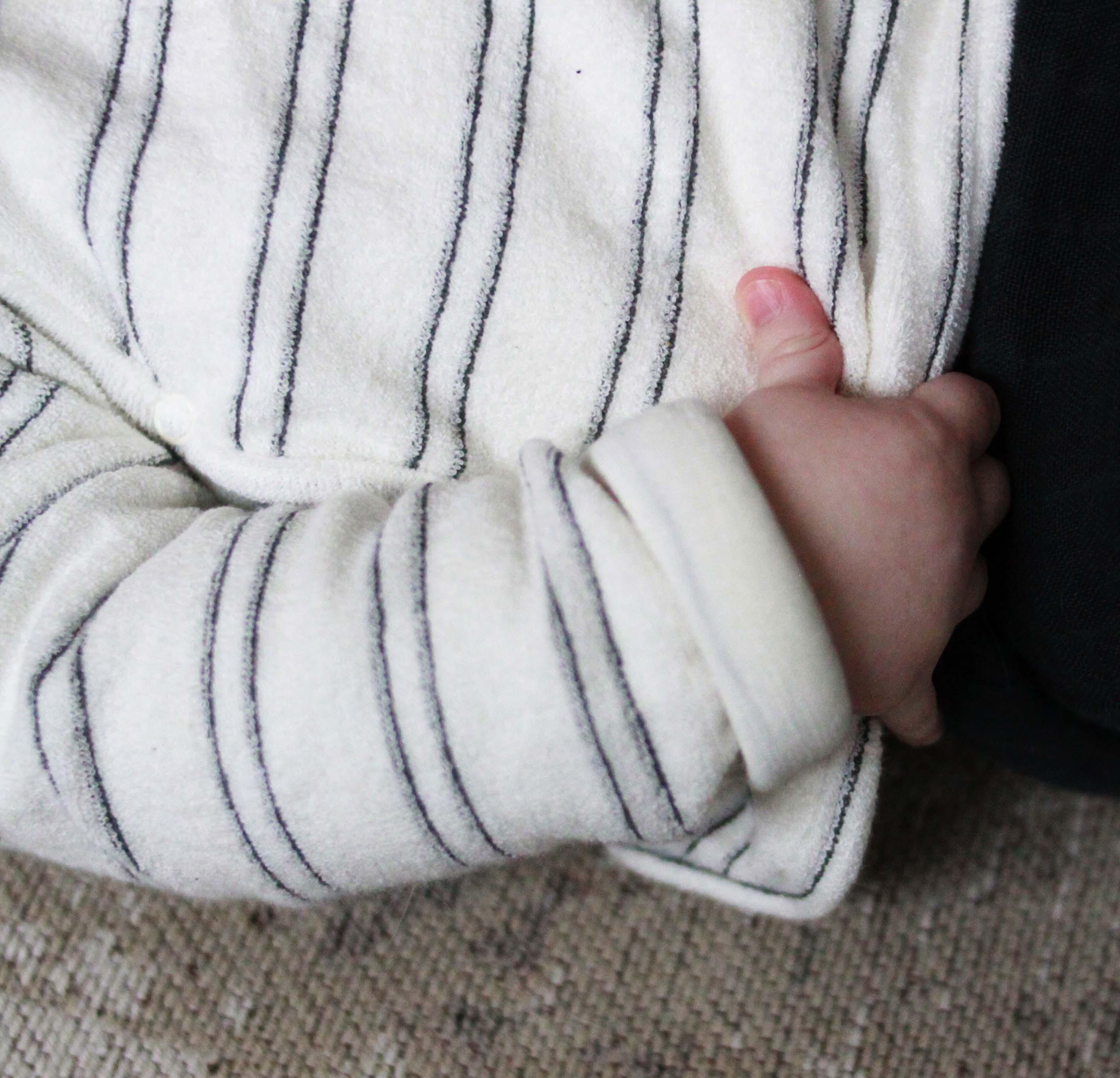 zachte babykleding